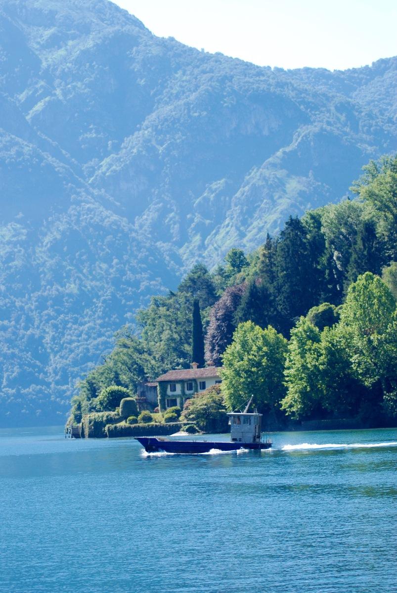 Lake Como:  La vita è bella