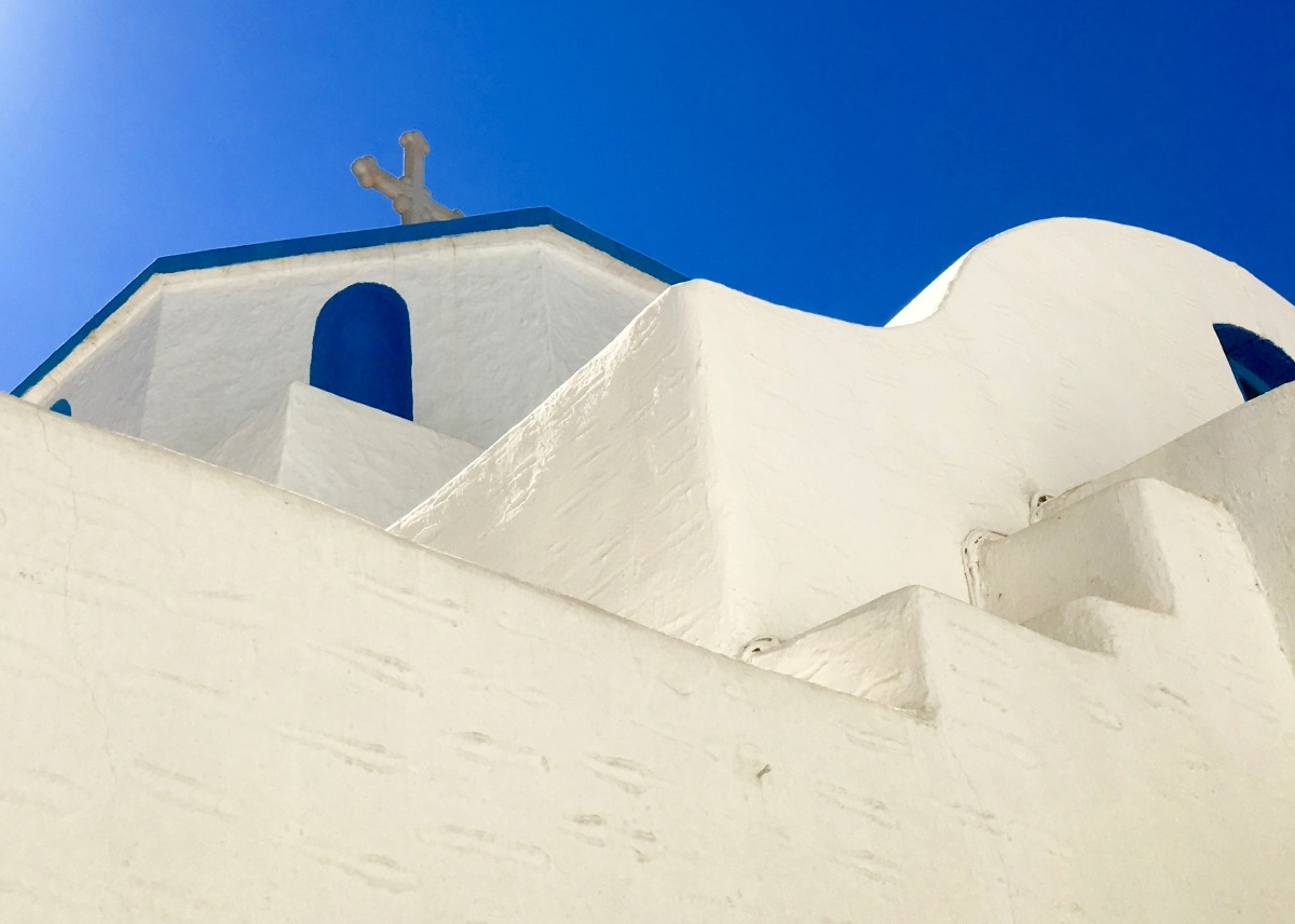 Postcards from Paros-Last Days of Summer.