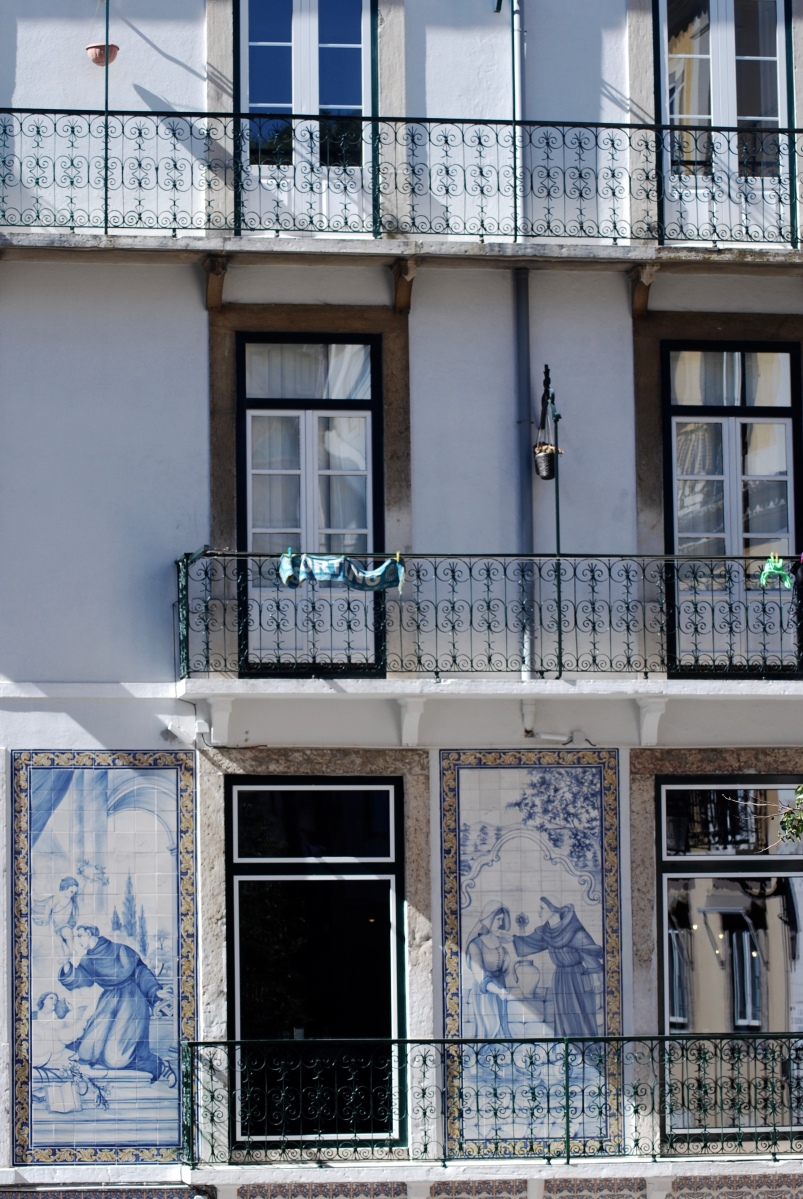 Lisbon- Part One.