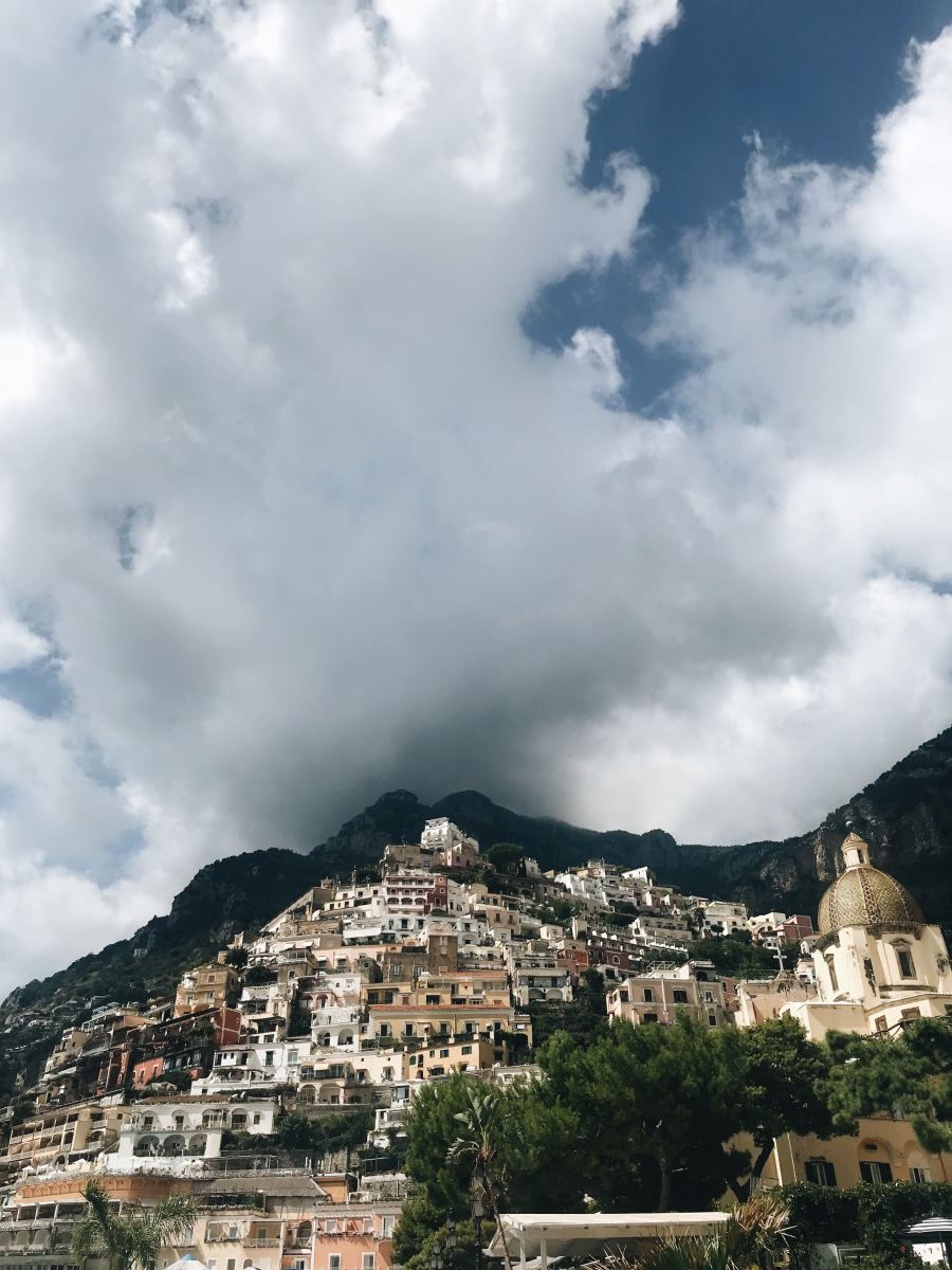 Positano, The Amalfi Coast.